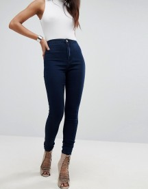 Missguided Vice High Waisted Super Stretch Skinny Jean afbeelding