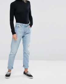 Monki Imoo Disorted Jeans afbeelding