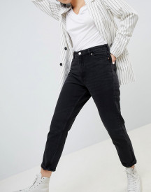 Monki Taiki High Waist Mom Jeans afbeelding