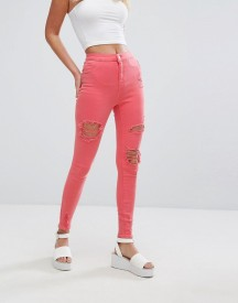 New Look Bright Skinny Jeans afbeelding