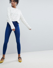 New Look Emilee Bright Blue Jegging afbeelding