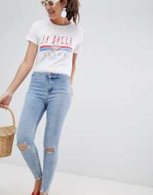 New Look High Waist Super Skinny Jeans afbeelding