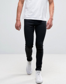 New Look Super Skinny Jeans In Black afbeelding