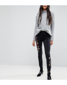 New Look Tall Embroidered Skinny Jean afbeelding