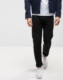 Nudie Jeans Co Fearless Freddie Jean Straight Fit Black afbeelding