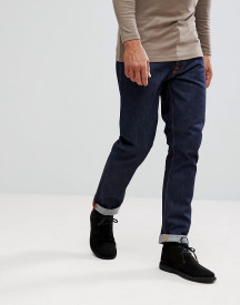 Nudie Jeans Co Fearless Freddie Taper Fit Jeans In Blue afbeelding