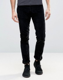Nudie Jeans Co Grim Tim Black Cord afbeelding