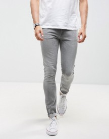Nudie Jeans Co Skinny Lin Jean Grey Beam Wash afbeelding