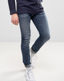 Nudie Jeans Co Skinny Lin Jean Tender Worn Wash afbeelding