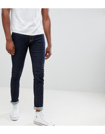 Nudie Jeans Co Tight Long John Skinny Fit Jeans In Rinse afbeelding