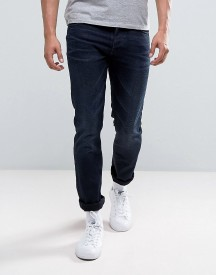Nudie Jeans Co Tilted Tor Jean Skinny Fit Indigo River Dark Wash afbeelding