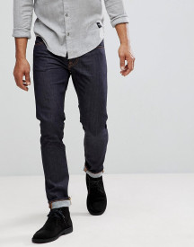 Nudie Jeans Co Tilted Tor Skinny Fit Jean Dry Pure Navy afbeelding