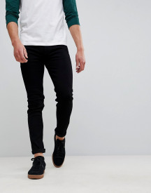 Only & Sons Skinny Black Jeans afbeelding