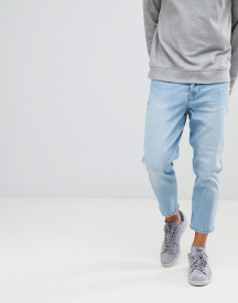 Only & Sons Skinny Jeans With Cropped Leg afbeelding