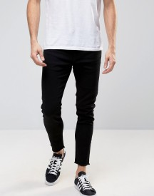 Only & Sons Skinny Jeans With Raw Edge afbeelding