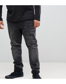 Only & Sons Slim Fit Washed Black Jeans afbeelding