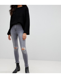 Parisian Tall Ripped Knee Jeggings afbeelding