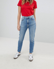 Pepe Jeans Betty High Waist Slim Mom Jean afbeelding