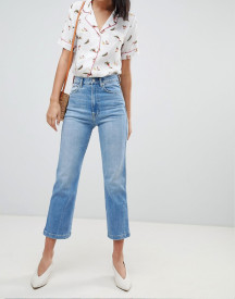 Pepe Jeans Kew Cropped Kick Flare Jeans afbeelding