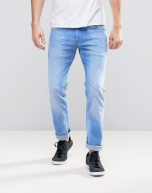 Pepe Zinc Slim Fit Jeans Iced Electric afbeelding