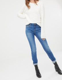 Pieces Five Betty High Rise Skinny Jeans afbeelding