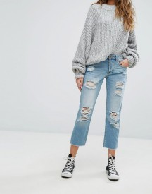 Pimkie Ripped Mom Jeans afbeelding
