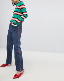 Ps By Paul Smith Cut Off Jean afbeelding
