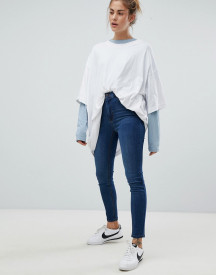 Pull&bear Super Skinny High Waist Jeans afbeelding