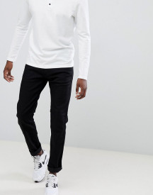 Replay Anbass Slim Stretch Jeans In Black afbeelding
