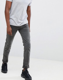 Replay Anbass Slim Stretch Jeans In Dark Grey afbeelding