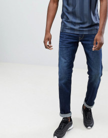 Replay Anbass Slim Stretch Jeans In Dark Wash afbeelding