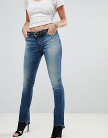 Replay Dominquli Cropped Bootcut Jeans afbeelding