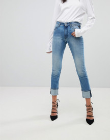 Replay Easy Stretch High Rise Slim Leg Jean afbeelding
