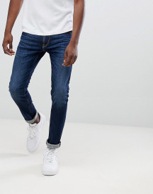 Replay Jondrill Skinny Stretch Jeans In Dark Wash afbeelding