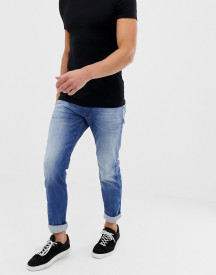 Replay Slim Light Wash Jeans afbeelding
