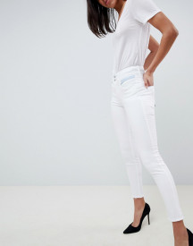 Salsa Push In Secret Sculpting Crop Skinny Jean afbeelding