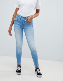Salsa Push In Waist Sculpting Crop Skinny Jean afbeelding