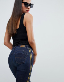 Salsa Wonder Push Up Bum Lift Jean With Side Panel afbeelding