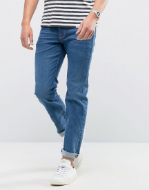 Selected Homme Jeans In Skinny Fit Stretch Denim afbeelding