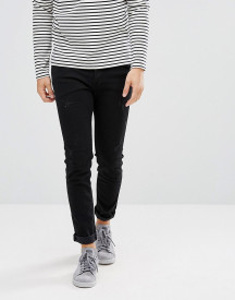 Selected Homme Skinny Jeans With Repairs afbeelding