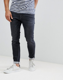 Selected Homme Super Stretch Slim Fit Jeans Made In Italy afbeelding