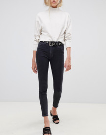 Tomorrow Highwaisted Cropped Skinny Jean With Organic Cotton afbeelding