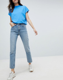 Weekday Seattle High Waist Mom Jeans afbeelding