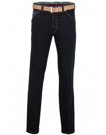 Meyer Jeans Chicago Donkerblauw 2-tone afbeelding