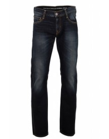 Sale Mustang Jeans Blue-black Oregon Tapered Slim Fit afbeelding