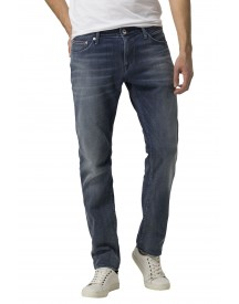 Tommy Hilfiger Bleecker Jeans Blauw 2way Stretch afbeelding