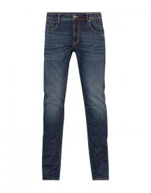 Heren Regulair Straight Jog Denim afbeelding