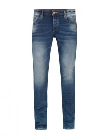 Heren Regular Straight Comfort Stretch Jeans afbeelding