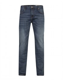 Heren Relaxed Tapered Jeans afbeelding