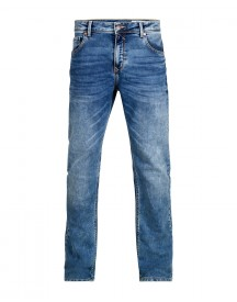 Heren Relaxed Tapered Jog Denim afbeelding